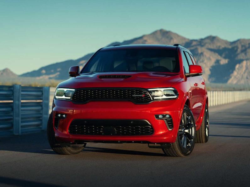 Durango SRT Hellcat Most Powerful SUV