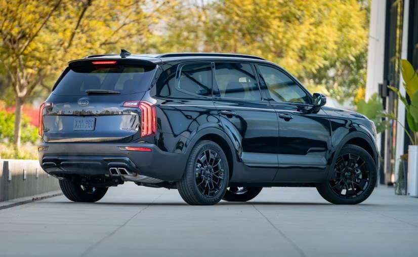 Award Winner Kia Telluride Luxury & Bolt SUV Only $32K
