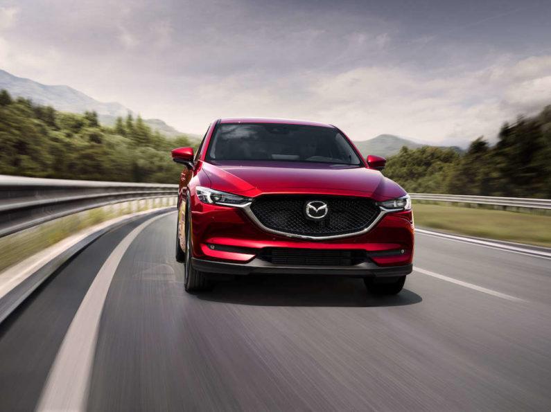 Mazda CX-5 Best Priced Crossover