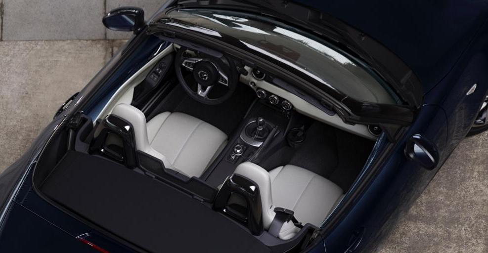 Miata MX-5 Grand Touring Elegant Modern HardTop