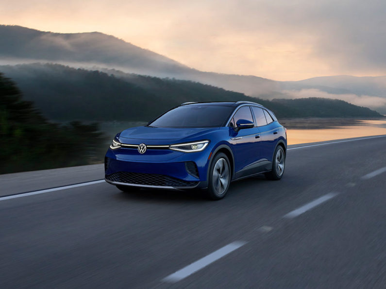 ID.4 Volkswagen first step to takeover Tesla's EV empire