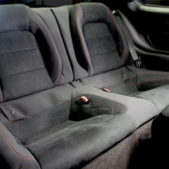 Ford Mustang Backseat
