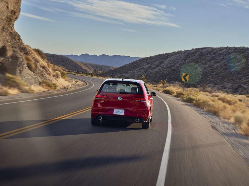 2021 Volkswagen Golf GTI named best hatchback in Good Housekeeping's Best Family Cars