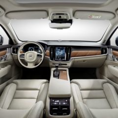Interior Blond Volvo S90/V90